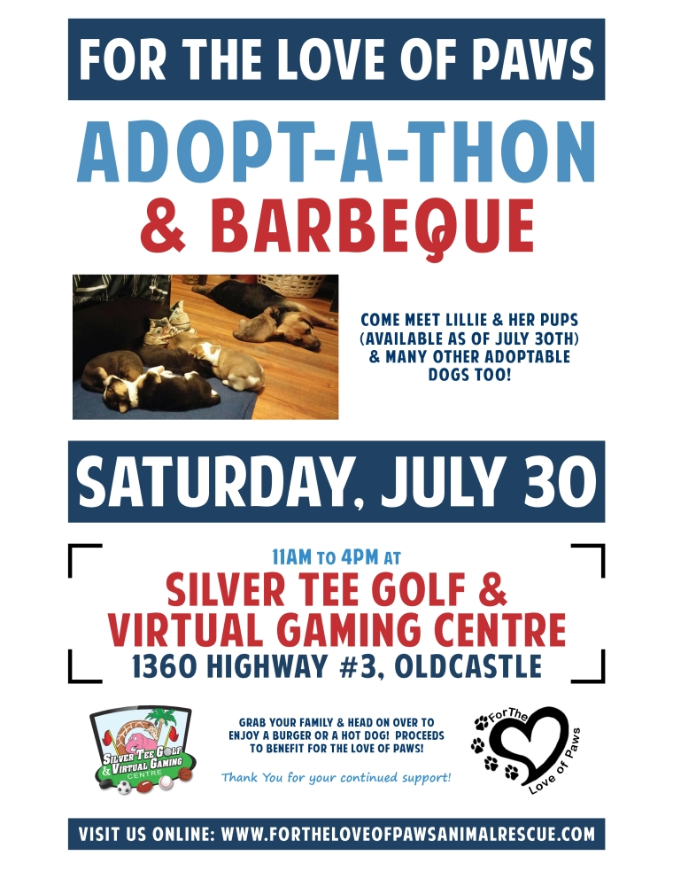 Pet rescue charity Windsor On