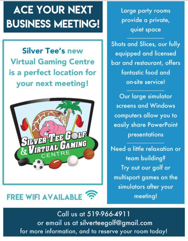 Business Meetings Location Windsor Essex Ontario