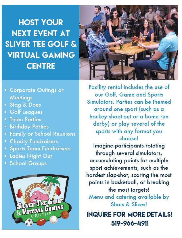 Event location Windsor Essex Ontario