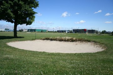 Sand Trap Silver Tee Golf Centre Windsor Essex