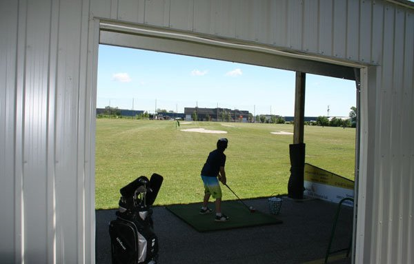 Driving range Windsor Essex Ontario