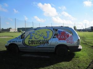 Driving range Silver Tee Golf Centre Windsor Essex