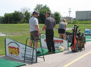 Golf tips Windsor Essex Ontario