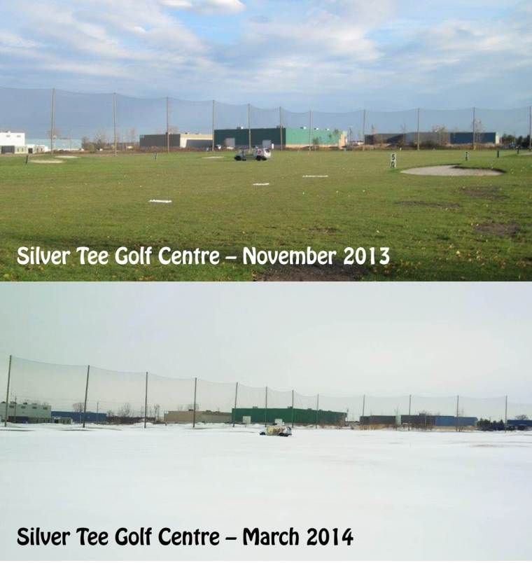 Silver Tee Golf Centre - Opening Soon 2014