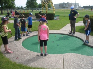 Discovery Day Care at Silver Tee Golf Centre