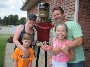 Matt Andrea MacDonald and Family July 2014