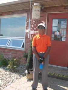 Shawn Sehra Silver Tee Golf Centre July 2014