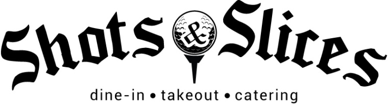 Shots and Slices - Restaurants Oldcastle Ontario Silver Tee Golf and Virtual Gaming Centre