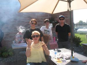 Drama Space Fundraiser at Silver Tee Sept 2014 3