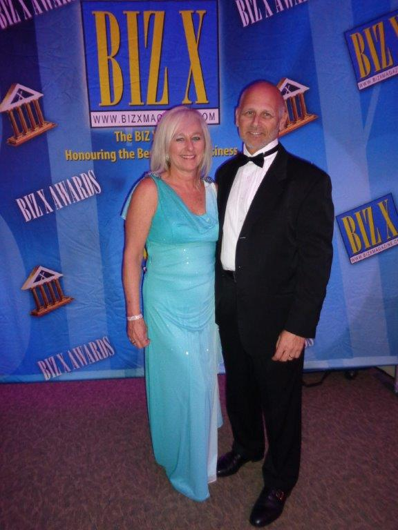 Biz X awards Silver Tee Golf Centre