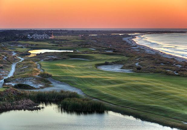 The Ocean Course at Kiawah Island