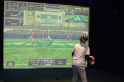 Windsor Minor Football Bulldogs Event at Silver Tee Virtual Gaming Centre