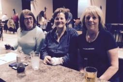 Fun ladies night out Silver Tee Virtual Gaming Centre Windsor Ontario
