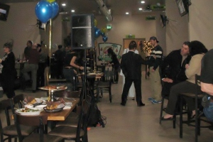 Group party venue Windsor Essex Ontario Silver Tee Virtual Gaming Centre