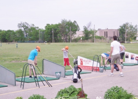 Junior Golf Lessons Windsor Essex Ontario Silver Tee