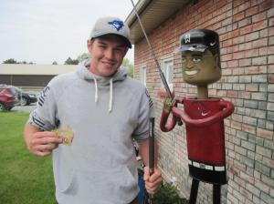Ryan B Mini Golf Windsor Essex Ontario