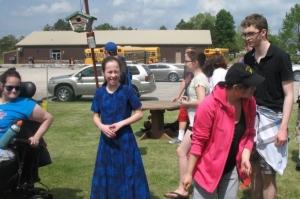 School group activities Windsor Essex Ontario Silver Tee