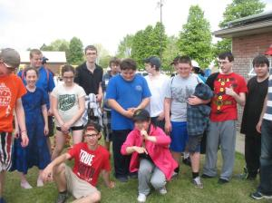 School group activities Windsor Essex Ontario Silver Tee