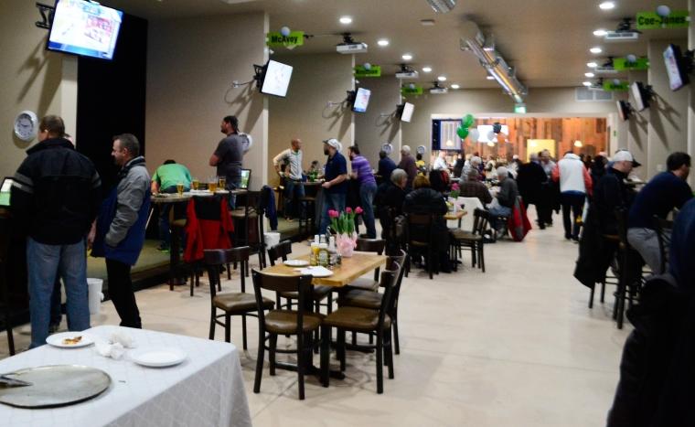 Indoor golf leagues Windsor Essex Ontario