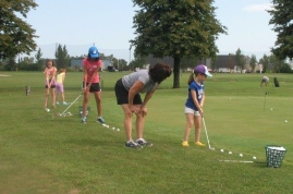 Junior Golf Lessons Windsor Ontario Silver Tee Golf (1)
