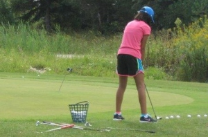 Junior Golf Lessons Windsor Ontario Silver Tee Golf (1)