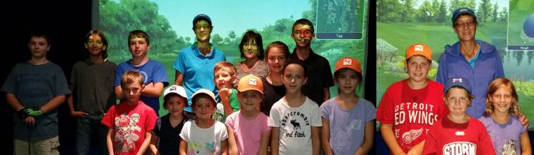 Silver Tee Junior Golfers Sept 2015