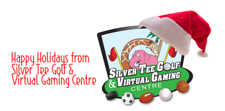 Happy Holidays from Silver Tee