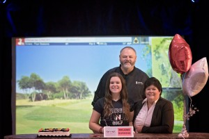 Melanie Burgess UNOH golfer Silver Tee Golf Windsor (16)