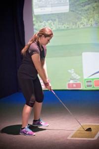 Melanie Burgess UNOH golfer Silver Tee Golf Windsor (3)