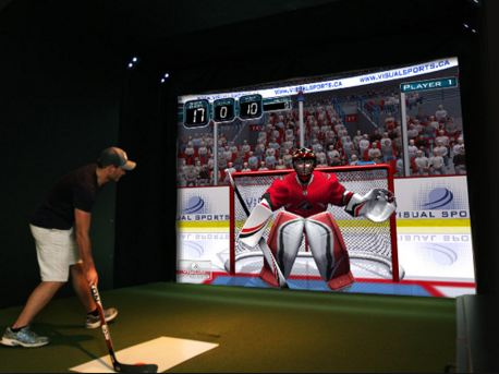Virtual Games and Sports at Silver Tee – Silver Tee Golf and