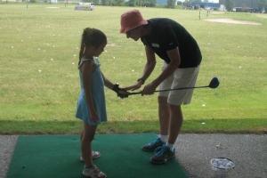 Golf lessons clinics Windsor Essex