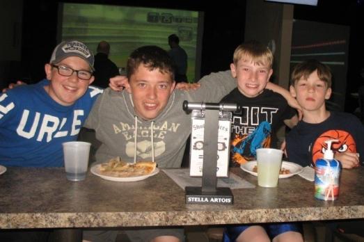 Hockey Team Party Ideas Windsor (9)