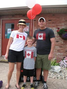 Fun things to do Canada Day