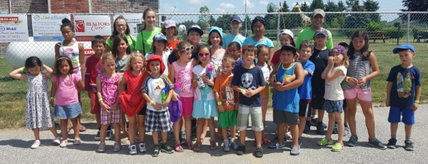 Children's Day Camps Silver Tee Windsor Essex