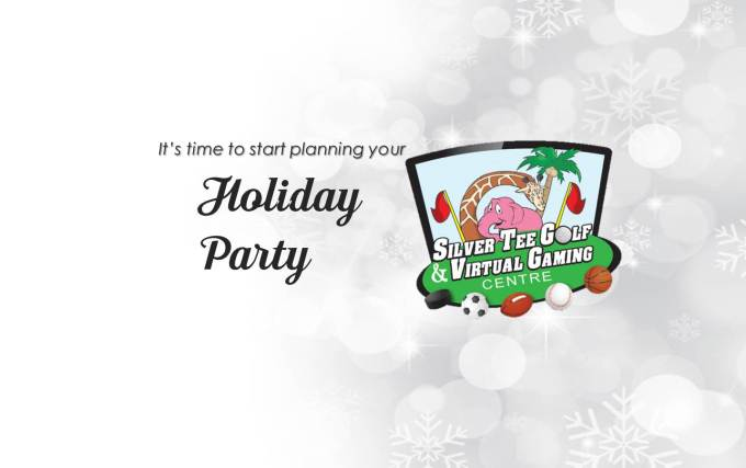 Christmas party ideas in Windsor Essex