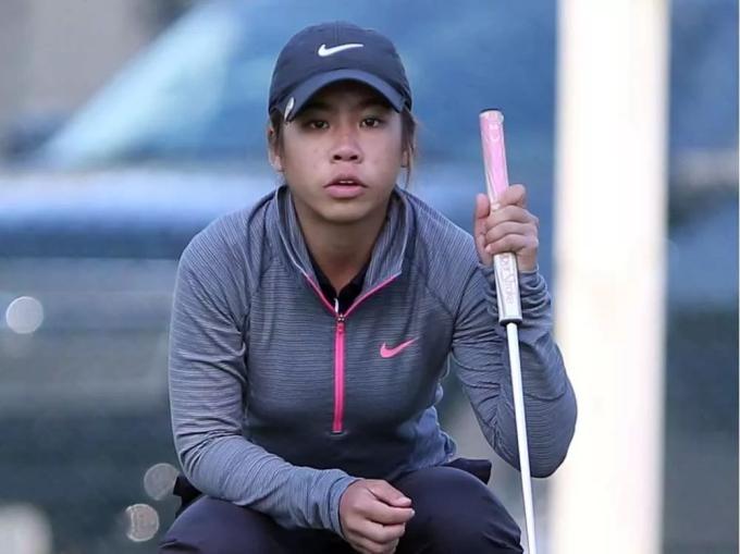 Jasmine Ly  Golfer