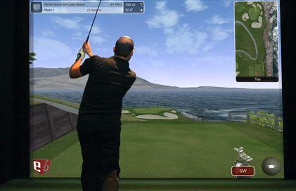 Indoor Golf Windsor Essex On