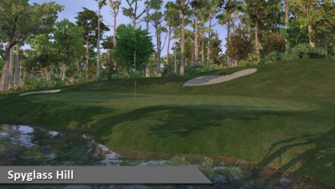 Spyglass Hill at Silver Tee Indoor Golf Windsor Ontario
