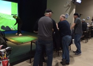 Indoor Golf Tournament Silver Tee Windsor On
