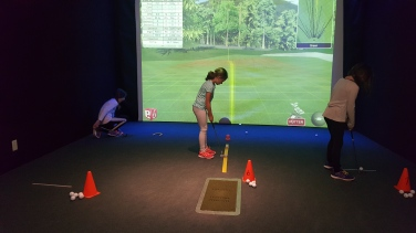 Junior Golf Clinics Lessons Windsor Essex