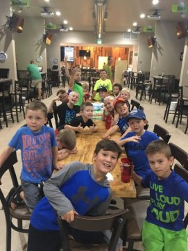 Places for a birthday party Windsor Essex Ontario