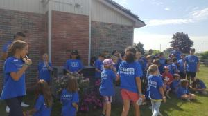 WFCU Location Day Camp Fun Silver Tee July 2017