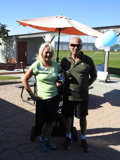 Fundraising Windsor Essex Silver Tee Flop 2017