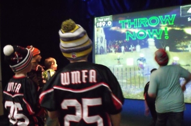 Windsor Minor Football Bulldogs Event at Silver Tee Virtual Gaming Centre (6)