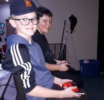 Video Games Big Screen Silver Tee March Break 2018 (1)