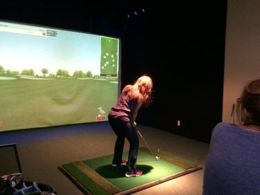 Women's Golf Leagues Indoors Windsor Essex On