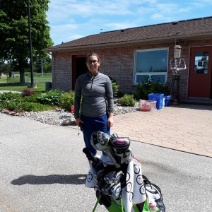 Junior Golf Lessons Windsor Essex County
