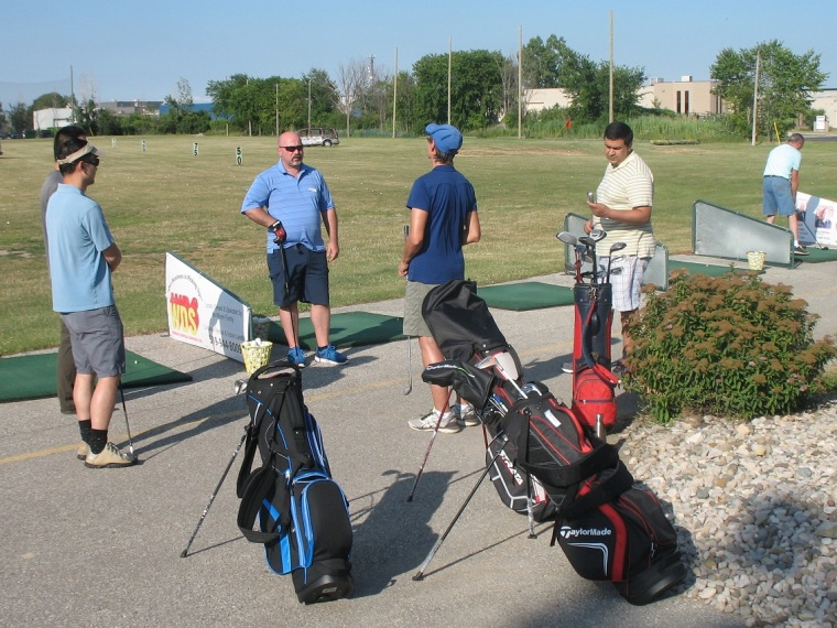 July 2018 Golf Clinics Lessons