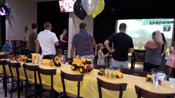 Birthday Party Ideas Windsor Essex Silver Tee Tractor Sept 2018 (1)