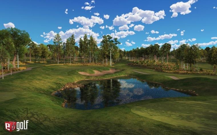 Westfields Golf Course Indoor Windsor Silver Tee